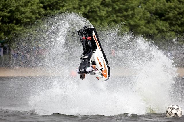 European Jet Ski Championship, Lakeside, Doncaster